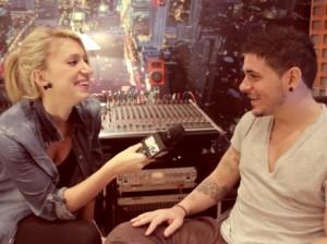 Η Μυρτώ από τα Everyday Girlsσε συνέντευξη της με το Σταν.